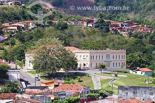 Vista da Cidade de Bananeiras  - Bananeiras - Paraíba (PB) - Brasil