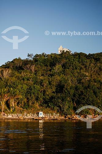 Distrito de Galeão - próximo à praia da Gamboa  - Cairu - Bahia (BA) - Brasil