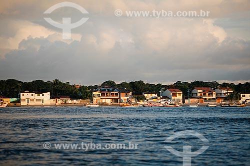 Povoado de Gamboa - Morro de São Paulo  - Cairu - Bahia (BA) - Brasil