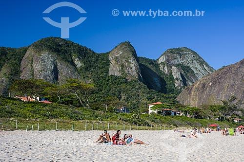 Praia de Itacoatiara  - Niterói - Rio de Janeiro (RJ) - Brasil