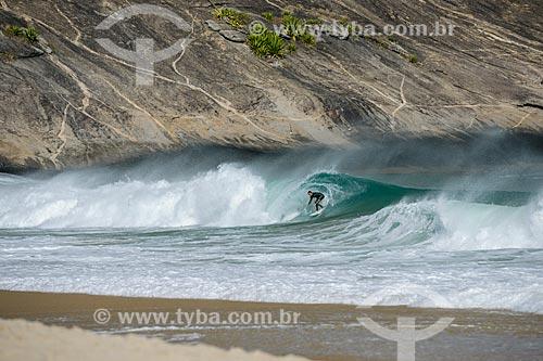 Surfe na Praia de Itacoatiara  - Niterói - Rio de Janeiro (RJ) - Brasil