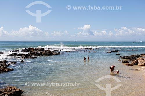 Praia da Pedra do Facho - Morro de São Paulo  - Cairu - Bahia (BA) - Brasil
