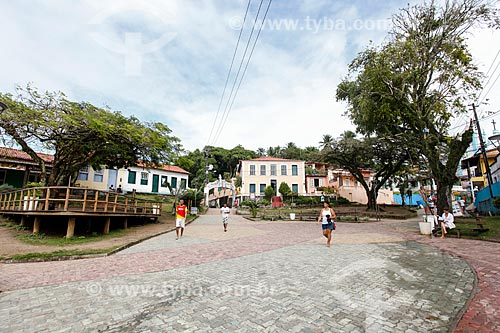 Praça Aureliano Lima  - Cairu - Bahia (BA) - Brasil