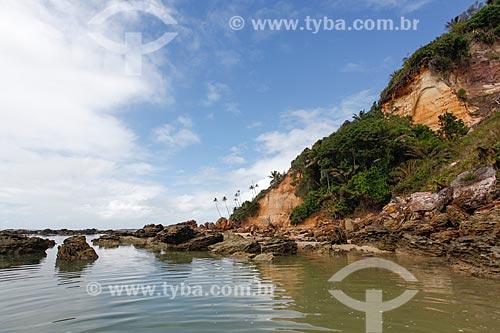 Orla da Praia da Pedra do Facho  - Cairu - Bahia (BA) - Brasil