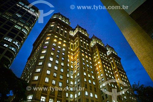 Vista do Edifício Martinelli (1934)  - São Paulo - São Paulo (SP) - Brasil