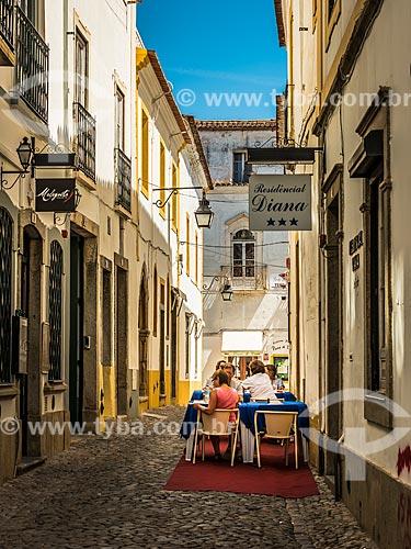 Restaurante no centro histórico do concelho de Évora  - Concelho de Évora - Distrito de Évora - Portugal