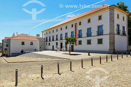 Fachada do Palácio da Inquisição  - Concelho de Évora - Distrito de Évora - Portugal