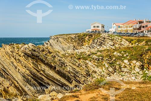 Casas na Península de Baleal  - Concelho de Peniche - Distrito de Leiria - Portugal