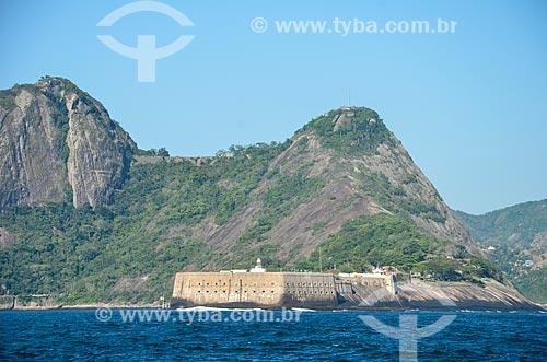 Fortaleza de Santa Cruz da Barra (1612)  - Rio de Janeiro - Rio de Janeiro (RJ) - Brasil