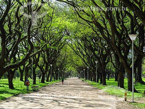 Trilha no Parque Marinha do Brasil  - Porto Alegre - Rio Grande do Sul (RS) - Brasil