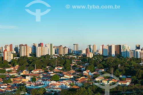 Vista geral da cidade de Teresina  - Teresina - Piauí (PI) - Brasil
