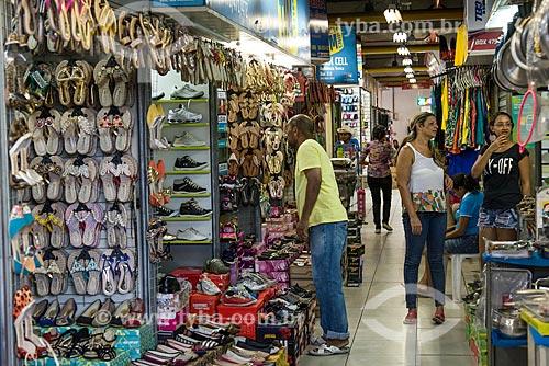 Calçados à venda no Shopping da Cidade de Teresina  - Teresina - Piauí (PI) - Brasil