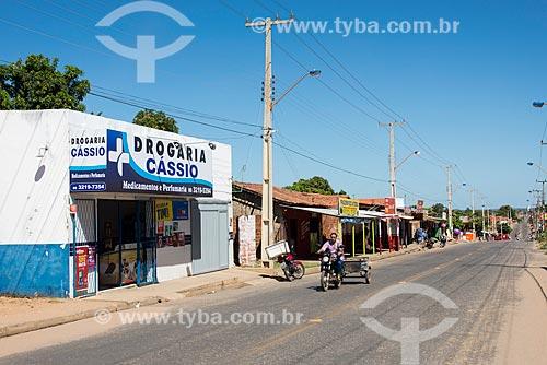 Comércio na Avenida Principal - liga a BR-396 a PI-130  - Teresina - Piauí (PI) - Brasil
