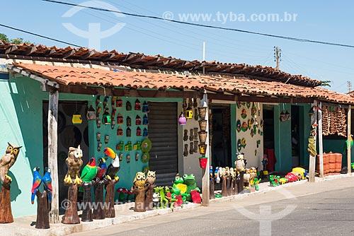 Loja no Polo Cerâmico do Poti Velho  - Teresina - Piauí (PI) - Brasil