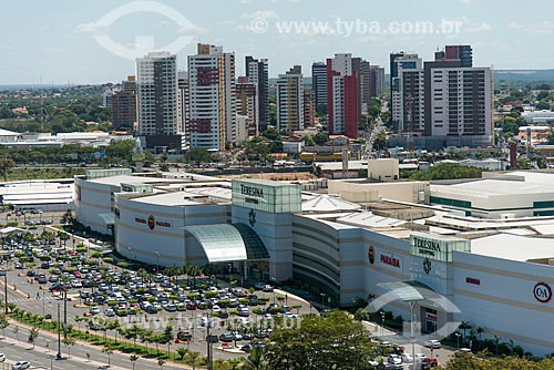 Foto aérea do Teresina Shopping  - Teresina - Piauí (PI) - Brasil