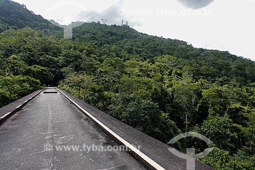 Adutora Veiga Brito - também conhecida como Túnel do Lacerda - na Serra do Barata - Parque Estadual da Pedra Branca  - Rio de Janeiro - Rio de Janeiro (RJ) - Brasil