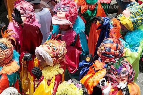 Papangus durante o Carnaval de Olinda  - Olinda - Pernambuco (PE) - Brasil