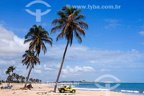 Passeio turístico de bugre na Praia de Cumbuco  - Caucaia - Ceará (CE) - Brasil