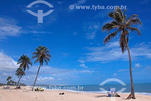 Orla da Praia de Cumbuco  - Caucaia - Ceará (CE) - Brasil