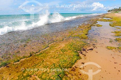 Orla do Praia do Pontal de Coruripe  - Coruripe - Alagoas (AL) - Brasil