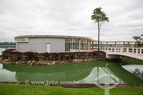Fachada da Casa do Baile (1943)  - Belo Horizonte - Minas Gerais (MG) - Brasil