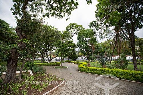 Vista geral da Praça Bagatelle  - Belo Horizonte - Minas Gerais (MG) - Brasil