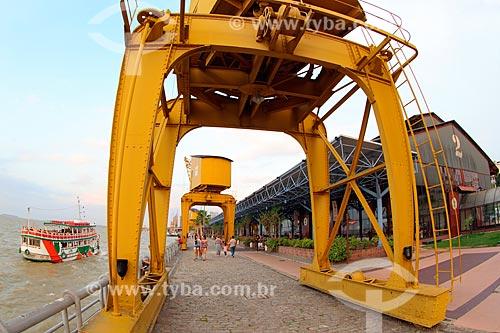 Estação das Docas (2000) - anteriormente parte do Porto de Belém  - Belém - Pará (PA) - Brasil