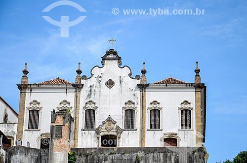 Igreja da Ordem Terceira de São Francisco da Penitência (1773)  - Rio de Janeiro - Rio de Janeiro (RJ) - Brasil
