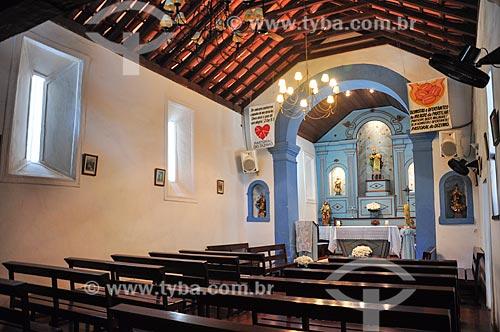 Igreja de São Gonçalo do Amarante (1625)  - Rio de Janeiro - Rio de Janeiro (RJ) - Brasil