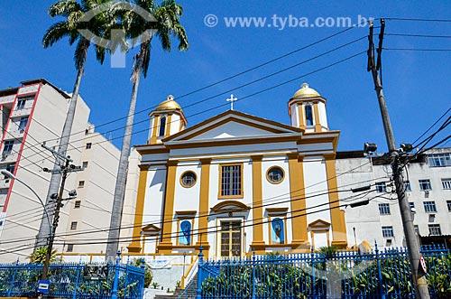 Igreja São José e Nossa Senhora das Dores (1949)  - Rio de Janeiro - Rio de Janeiro (RJ) - Brasil