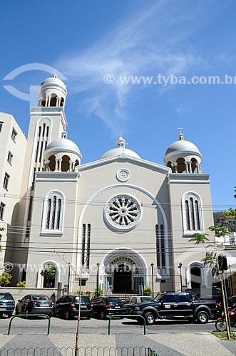 Igreja de Nossa Senhora do Perpétuo Socorro  - Rio de Janeiro - Rio de Janeiro (RJ) - Brasil