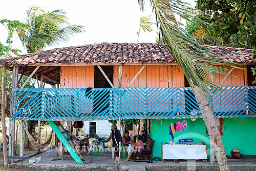 Casa na Vila de Joanes  - Salvaterra - Pará (PA) - Brasil