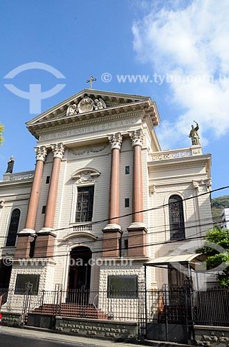 Igreja de Santo Inácio (1913) - Colégio Santo Inácio  - Rio de Janeiro - Rio de Janeiro (RJ) - Brasil