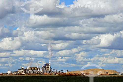 Usina de Etanol no Estado de Goiás  - Goiás (GO) - Brasil