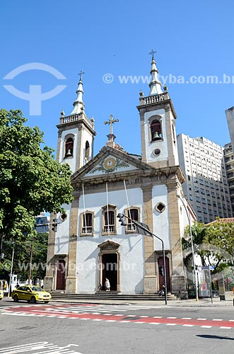 Igreja de Santa Luzia (Século XVIII)  - Rio de Janeiro - Rio de Janeiro (RJ) - Brasil