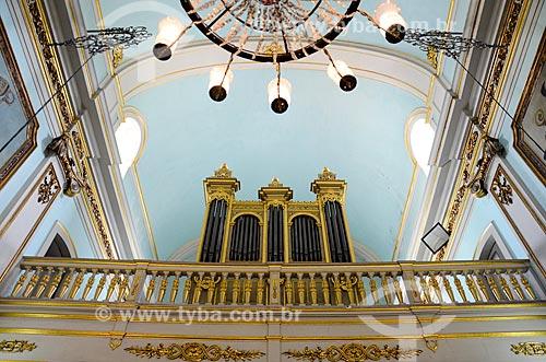 Igreja de Nossa Senhora do Carmo da Lapa do Desterro (1750)  - Rio de Janeiro - Rio de Janeiro (RJ) - Brasil