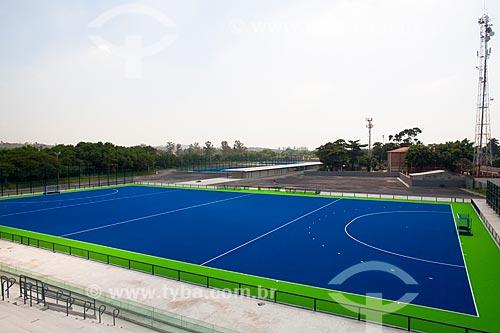 Centro Olímpico de Hóquei  - Rio de Janeiro - Rio de Janeiro (RJ) - Brasil