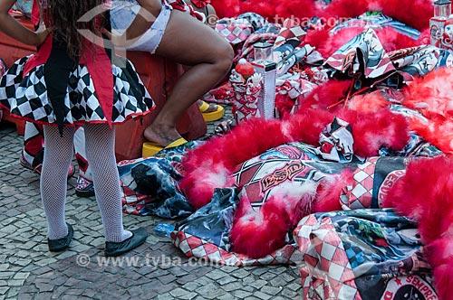 Fantasias de Bate-bolas (Clovis) - Concurso Folião Original  - Rio de Janeiro - Rio de Janeiro (RJ) - Brasil