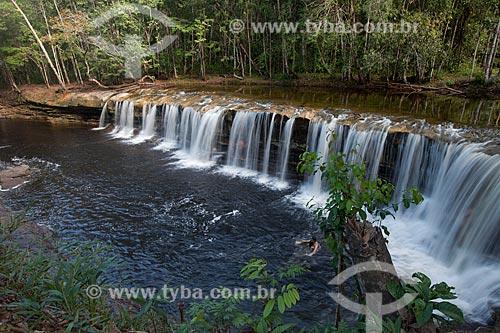 Cachoeira Natal  - Presidente Figueiredo - Amazonas (AM) - Brasil