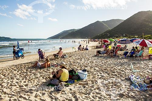 Praia dos Açores  - Florianópolis - Santa Catarina (SC) - Brasil