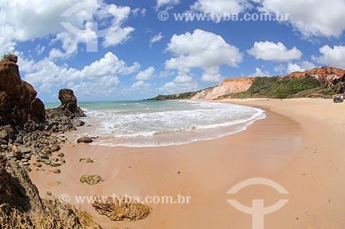Orla da Praia de Jacumã  - Conde - Paraíba (PB) - Brasil