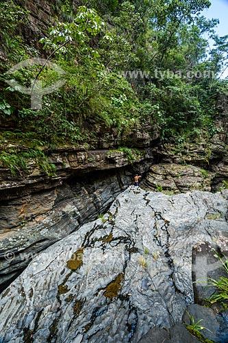 Vale das Andorinhas no Parque Nacional da Chapada dos Veadeiros  - Alto Paraíso de Goiás - Goiás (GO) - Brasil