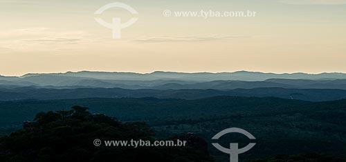 Serra do Espinhaço  - Santana do Riacho - Minas Gerais (MG) - Brasil