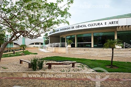 Campus da Universidade Federal do Tocantins  - Palmas - Tocantins (TO) - Brasil