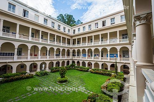Pátio do Colégio Sion  - Rio de Janeiro - Rio de Janeiro (RJ) - Brasil