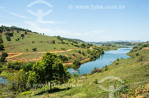 Vista da Rio Pomba  - Palma - Minas Gerais (MG) - Brasil