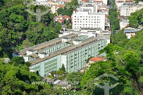 Vista do Conjunto Residencial Santo Amaro a partir do Mirante do Rato Molhado  - Rio de Janeiro - Rio de Janeiro (RJ) - Brasil