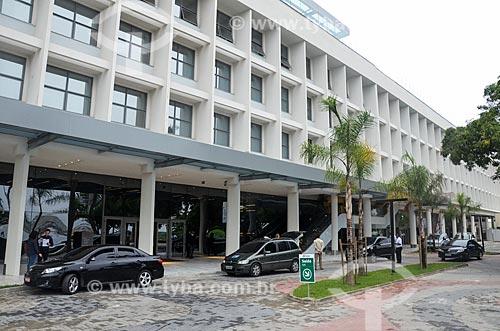 Fachada do Prodigy Hotel Santos Dumont Airport  - Rio de Janeiro - Rio de Janeiro (RJ) - Brasil