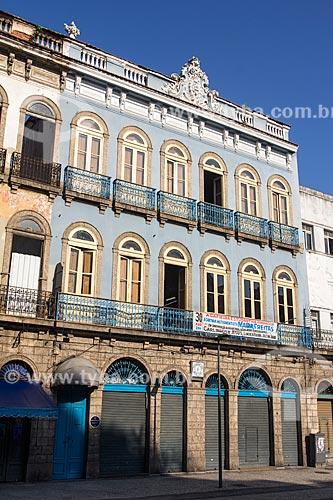 Centro Cultural Estudantina Musical (Séc XIX)  - Rio de Janeiro - Rio de Janeiro (RJ) - Brasil