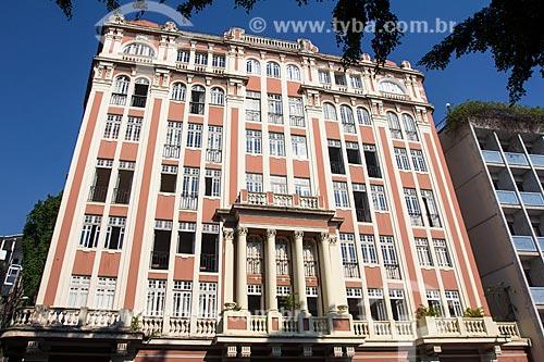 Edifício Lage (1925)  - Rio de Janeiro - Rio de Janeiro (RJ) - Brasil